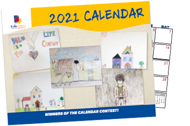 Our 2021 Calendar